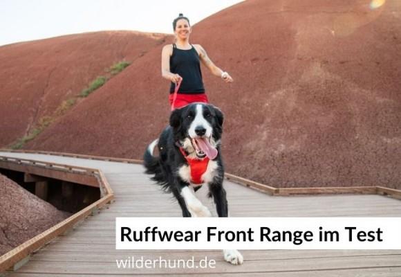 Front Range Hundegeschirr von Ruffwear im Test