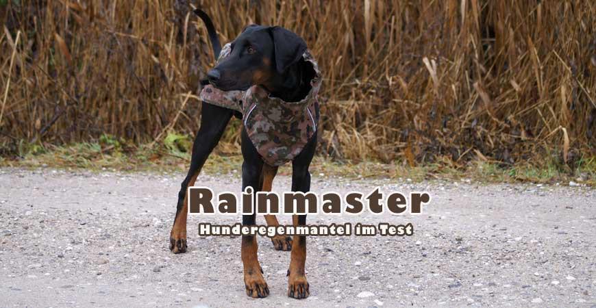 Rainmaster Hunderegenmantel