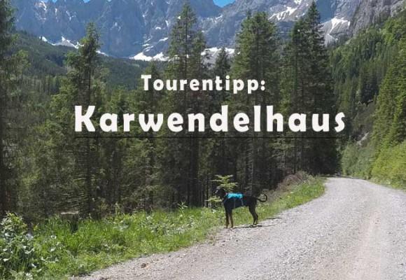 Karwendelhaus  - Wanderung