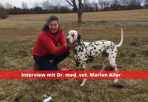 Interview mit Tierärztin Marion Ailer